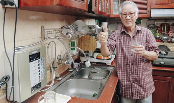 Chú Nguyễn Xuân Hoàng