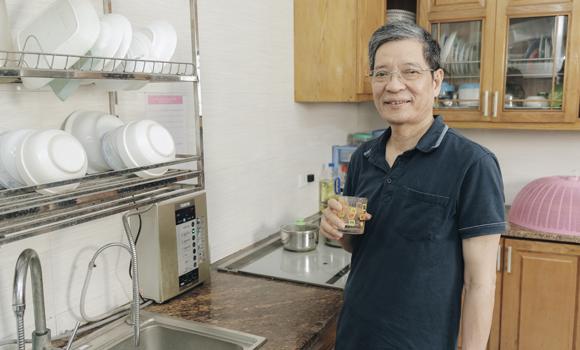 Chú Bùi Quang Vinh